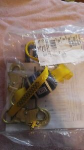 Dbi Sala 1246012 Shock Absorbing Lanyard 3 Ft