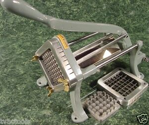 Sportsman Commercial Grade French Fry Cutter Slicer 3 8 And 1 2 Fruit Vegetable