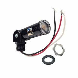 Led Compatible 120v Dusk To Dawn Photocell Wall Packs Control Porch Lights