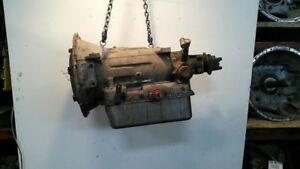 1975 Allison At545 Transmission Manual Speedo With Pto Gear