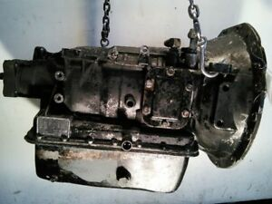 2000 Allison At545 With Pto Gear Transmission Elect Speedo Sn 3211041457