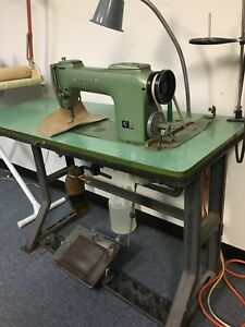 Consew Model 220 Industrial Sewing Machine