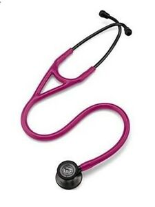 New 3m Littmann Cardiology Iv Stethoscope 27 Raspberry smoke Price Firm