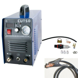 Usa Potable Cut 50 Inverter Digital Air Cutting Machine Plasma Cutter Machine