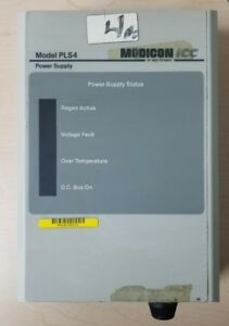 Modicon 110 0108 Power Supply Model Pls4