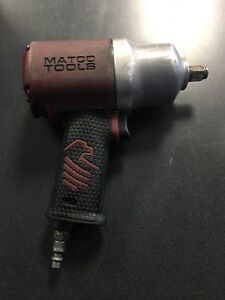 Matco Mt2769 1 2 Air Impact Wrench