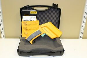 Fluke 572 Ir Infrared Contact Thermometer