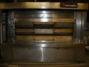 Bongard 9 Door Steam Deck Oven 750 9 259