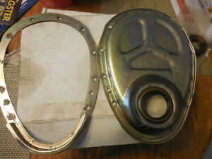 Sbc Chevy Timing Cover 2 Piece