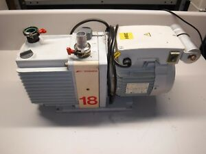 Edwards 18 Vacuum Pump E1m18