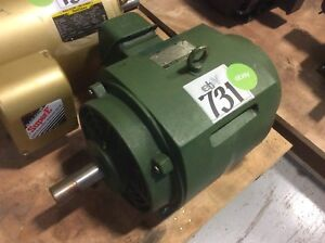 30hp Toshiba 3 phase Induction Motor B0304vlf1ush01 230 460v 60hz 1770rpm 286t