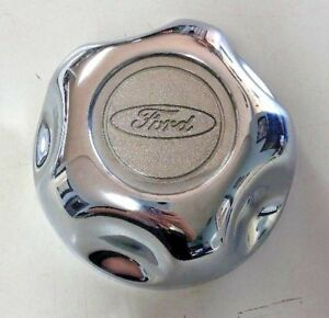 Ford Explorer Ranger Wheel Center Hub Cap Factory Original Chrome