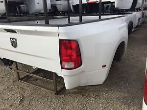09 16 Dodge Ram Dually Truck Bed