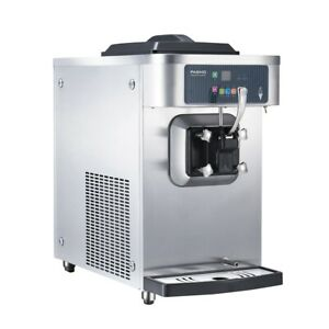 Soft Serve Machine Pasmo S110f Works With 110v Electrical