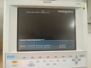 Patient Color Monitor V26c Philips