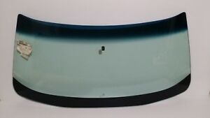 1971 1973 Mustang Cougar Windshield Carlite With Ford Logo Brand New