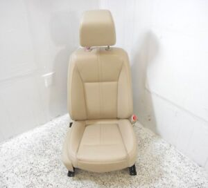 10 11 Saab 9 5 Front Passenger Right Seat Option A51 Electric Oem Tan Leather