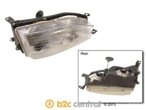 Tyc Headlight Assembly Fits 1992 1994 Toyota Camry Fbs