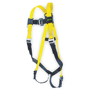New Miller Full Body Harness Part 850 uyk