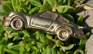 Vintage German Automobile Car Badge Porsche 911