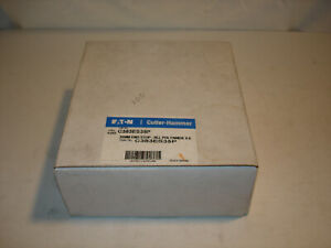 new Eaton Cutler hammer C383es35p 35mm End Stop all Polyamide 6 6 Qty 100