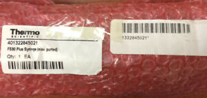 New Thermo 401322845021 Furnace Autosampler fs90 Plus Syringe side Ported