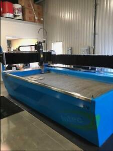 2011 Techni I510 Waterjet Cutting System 1937