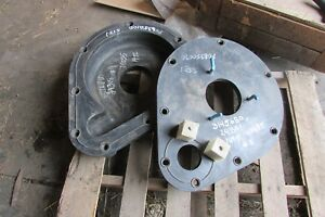 Galigher Slurry Pump Casing 24318 W Cover 24301