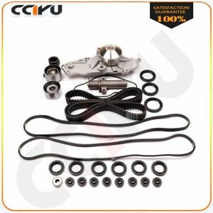 For Acura Cl Cl Type S 3 2l V6 Sohc 2001 2003 Timing Belt Water Pump Valve Cover