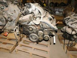 2002 2005 Jaguar X Type Engine 2 5l Vin D 8th Digit V6 187k Miles