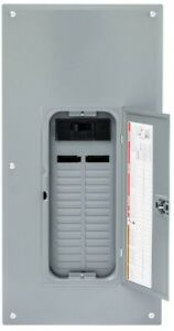 Square d Q0 200 amp 30 space circuit Indoor Main breaker Box Panel Load center