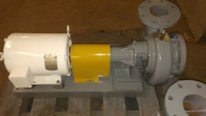 Paco 7 5 Hp 450 Gpm Centrifugal Water Pump