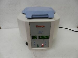 Thermo Scientific Cl 2 Centrifuge Missing The Rooter Inside Only