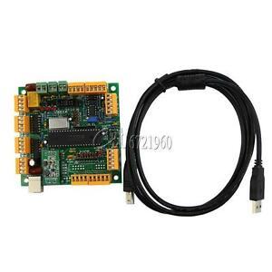 4 Axis Usb Cnc Controller Interface Board Cncusb Usbcnc 2 1 Substitute