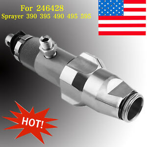 Replacement Airless Spray Pump For Airless Paint Sprayer 390 395 490 495 595 Sk