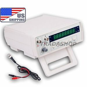 Us Vc3165 Professional Radio Frequency Counter Rf Meter 0 01hz 2 4ghz Tester