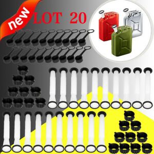 20x Replacement Spout parts Kit For Rubbermaid Kolpin Gott Jerry Can Fuel Gas Sk