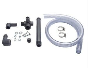Everbilt Tank Hook Up Kit Connects Mounts Jet Pump To Well Pressure Tank