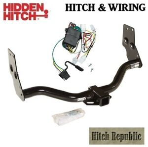 Fits 1996 2004 Nissan Pathfinder Class 3 Trailer Hitch Tow Wiring Kit 70609