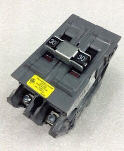 A230ni Wadsworth 30 Amp 2 Pole 120 240 Circuit Breaker New