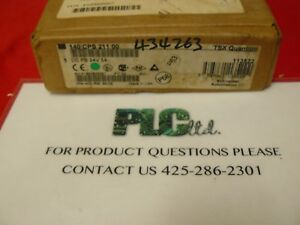 140cps21100 Brand New Sealed Modicon Power Supply 140 cps 211 00