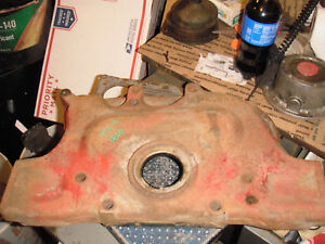 Ih Farmall Front Timing Cover 856 706 806 756 666 826 656 More Lot 1820