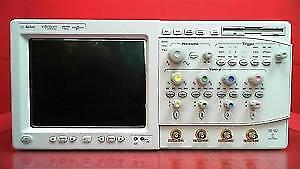 Hp Agilent Keysight 54831m 54831b 54831d Infiniium Digital Oscilloscope