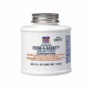 Permatex 80019 Aviation Form a gasket 4oz