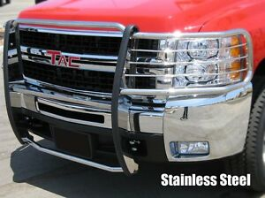 Tac 2005 2015 Toyota Tacoma Grill Guard Stainless Steel Brush Nudge Bull Bar
