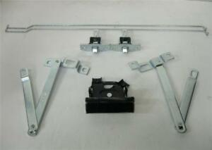 New 67 72 C k Pickup Truck Tailgate Hinge Support Latches Rod Handle Tail Gate