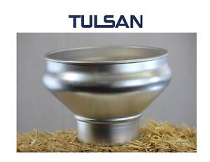 Large Aluminum Milk Strainer 12 Inches With Filter By Tulsan