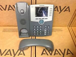 Cisco Ip Phone Spa525g2 5 Line Ip Phone W Handset