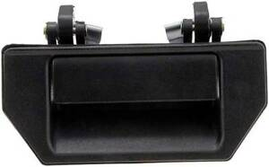 1986 1997 Nissan Hardbody Truck For Tailgate Latch Handle Black With Rod Clips