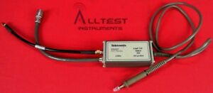 Tektronix P6207 Probe Active Fet Dc To 1 Ghz 10x
